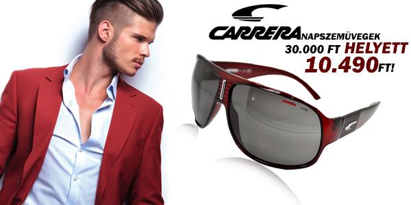 Carrera napszemüvegek 10 490 Ft-ért!