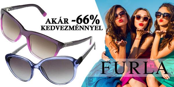 Furla napszemüvegek akár -66% kedvezménnyel!