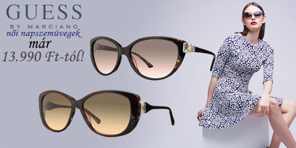 Guess by Marciano női napszemüvegek 13 990 Ft-tól!