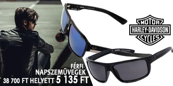Harley Davidson férfi napszemüvegek -87% kedvezménnyel!