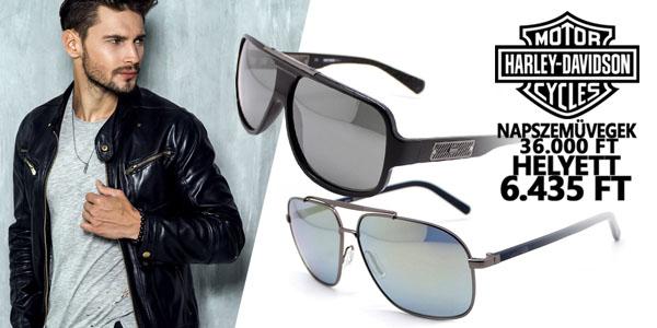 Harley Davidson napszemüvegek -82% kedvezménnyel!