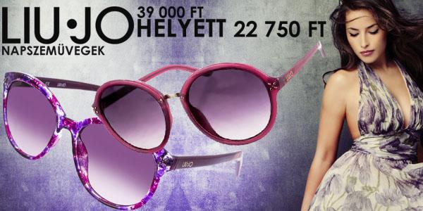 Liu Jo napszemüvegek -42% kedvezménnyel!