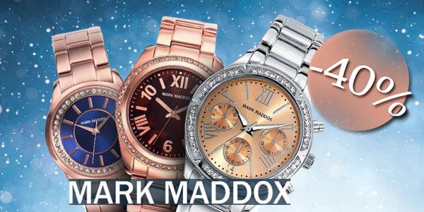 Mark Maddox karórák -40% kedvezménnyel!
