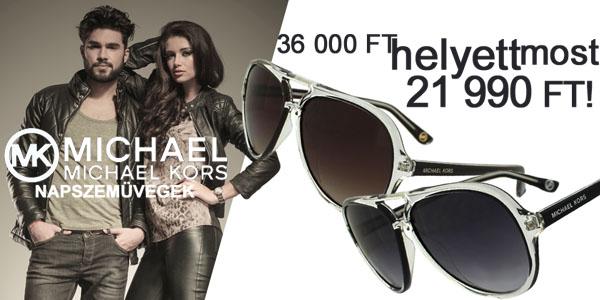 Michael Kors napszemüvegek -39% kedvezménnyel!