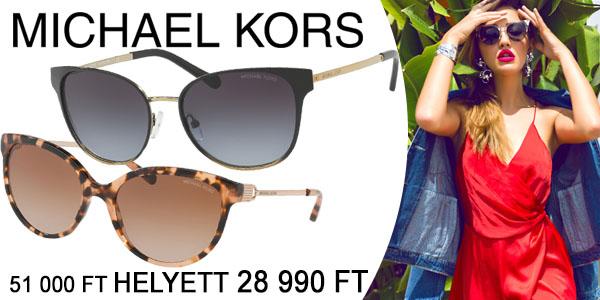 Michael Kors napszemüvegek -43% kedvezménnyel!