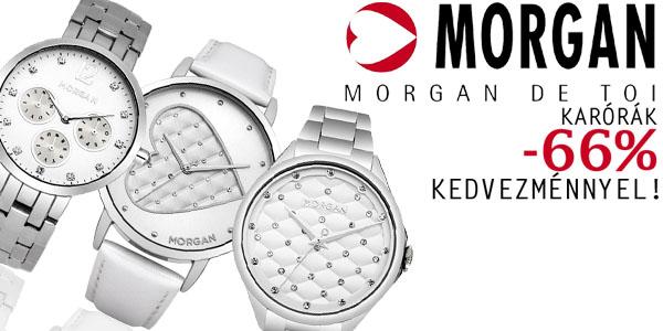 Morgan de Toi női karórák -66% kedvezménnyel!