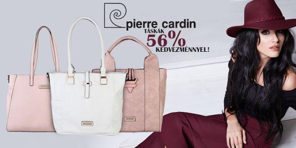 Pierre Cardin táskák -56% kedvezménnyel!