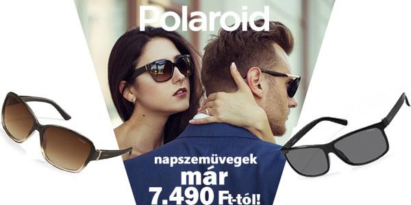 Polaroid napszemüvegek már 7 490 Ft-tól!