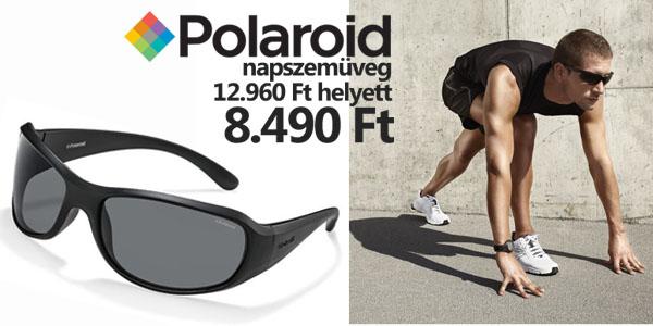 Polaroid napszemüvegek 8 490 Ft-ért!