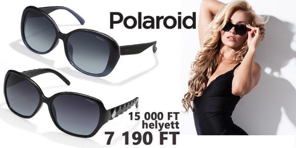 Polaroid női napszemüvegek 7 190 Ft-ért!