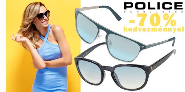 Police napszemüvegek -70% kedvezménnyel!