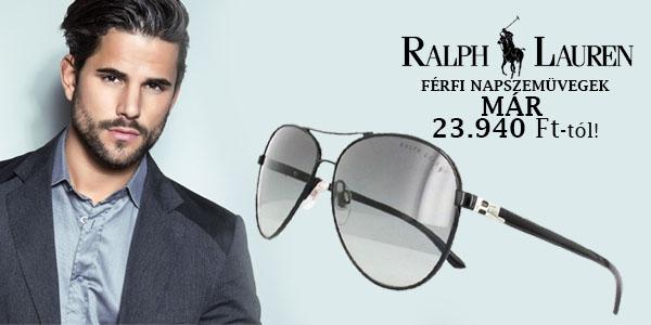 Ralph Lauren napszemüvegek már 23 940 Ft-tól!