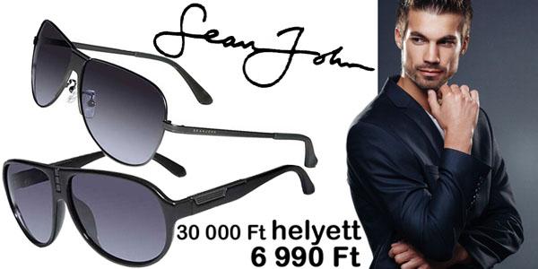 Sean John napszemüvegek 6 990 Ft-ért!