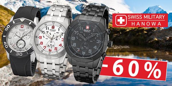 Swiss Military férfi karórák -60% kedvezménnyel!