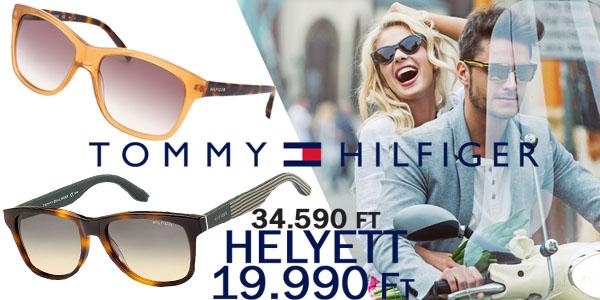 Tommy Hilfiger napszemüvegek 19 990 Ft-ért!