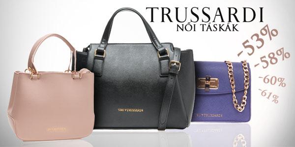 Trussardi női táskák akár -61% kedvezménnyel