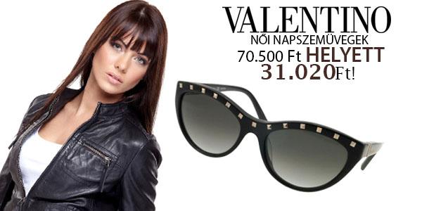 Valentino napszemüvegek 31 020 Ft-ért!