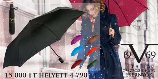 Versace esernyők -68% kedvezménnyel!