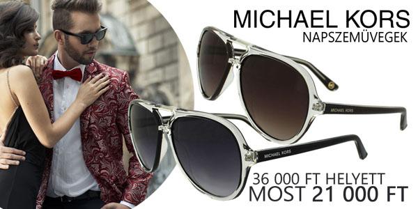 Michael Kors napszemüvegek 21 000 Ft-ért!
